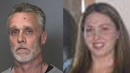 William Hubbard, 48, left, has been charged with