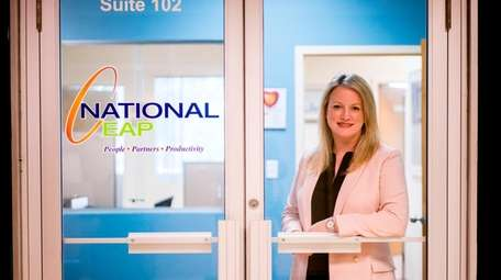 Aoifa O'Donnell, CEO and owner of National EAP