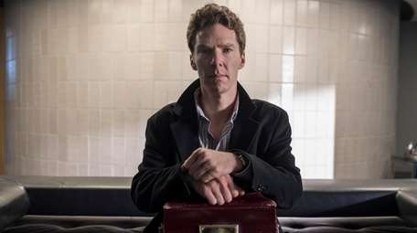 "Benedict Cumberbatch stars in Showtime's ""Patrick Melrose."""