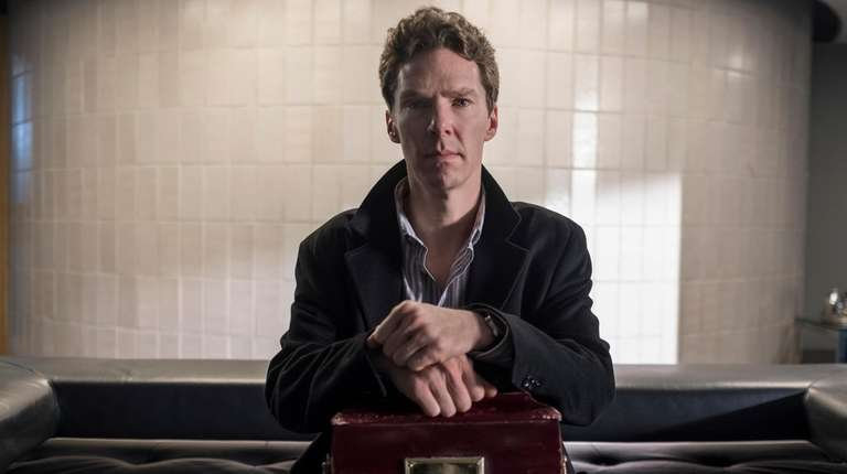 "Benedict Cumberbatch stars in Showtime's ""Patrick Melrose."""