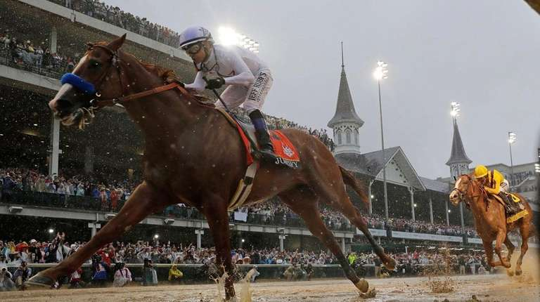 Good Magic In — Sunday's Preakness Report