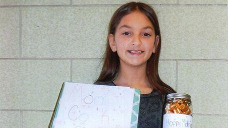 Kidsday reporter Sophia Marucheau offers homemade gift ideas