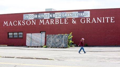 Mackson Marble & Granite, at 40 Gazza Blvd.