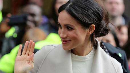 Meghan Markle's fashion influence is apparent in her