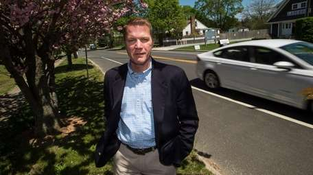 Southold Town Supervisor Scott Russell said