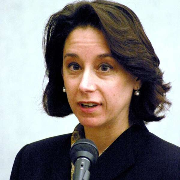 Suffolk County Attorney Christine Malafi (Jan. 27, 2004)