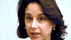 Suffolk County Attorney Christine Malafi (Jan. 27, 2004)