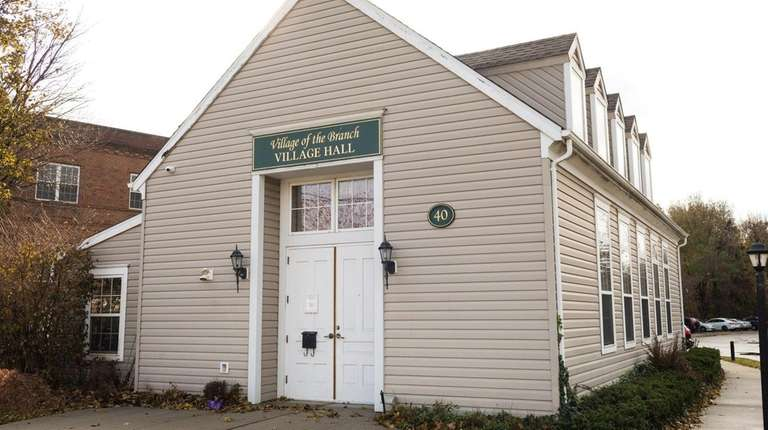 Offices for Village of the Branch on Nov.