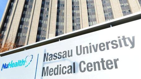 NuHealth, the corporation that runs Nassau University Medical