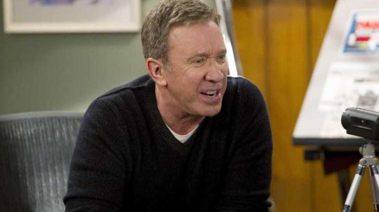 Actor Tim Allen in a scene from