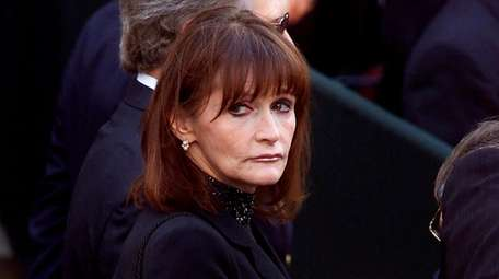 Margot Kidder in Montreal, Quebec, on Oct. 3,