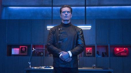 "Michael Shannon stars in HBO's ""Fahrenheit 451."""
