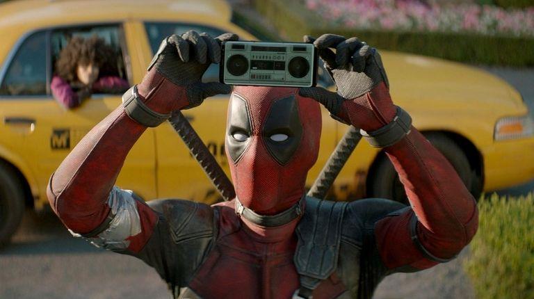 """Ryan Reynolds stars as Deadpool in """"Deadpool 2."""""""