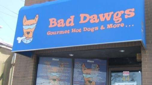 Bad Dawgs, Huntington