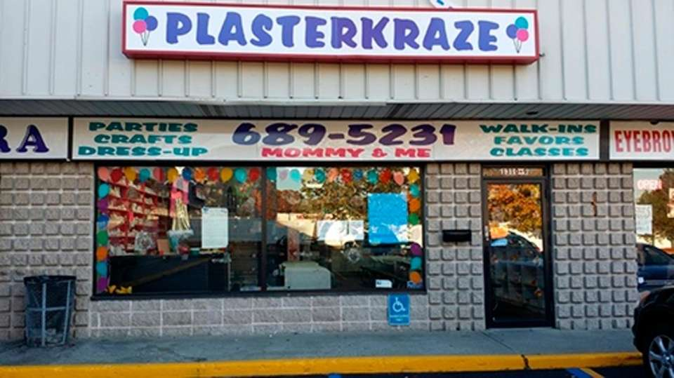 PlasterKraze, 1310 Middle Country Rd., Selden..Photo by Bobby