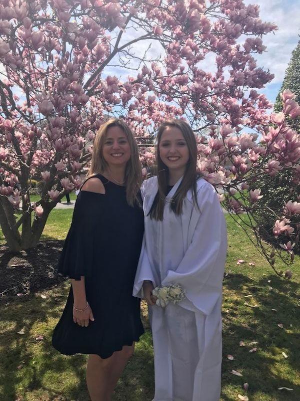 Christina Stillwell and her daughter Alexa.