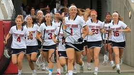 Following the win over Denver, the Seawolves earned
