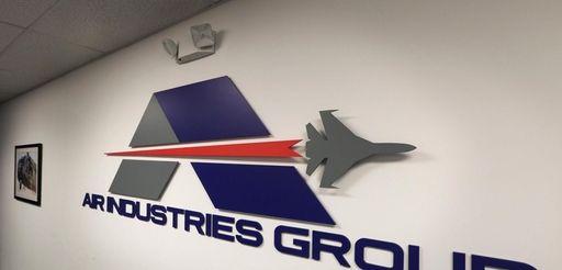 Air Industries Group, based in Hauppauge.