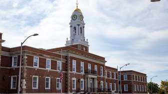 Hempstead Town Hall was added to the State