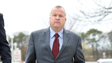 Rob Walker, former chief deputy to Nassau County