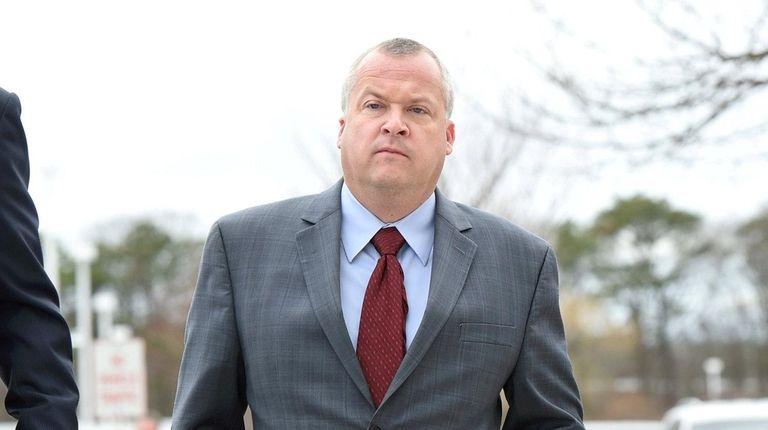 Rob Walker, former chief deputy to Nassau County