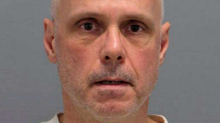 Carl Esposito, 54, of Scotrun, Pennsylvania, was arrested
