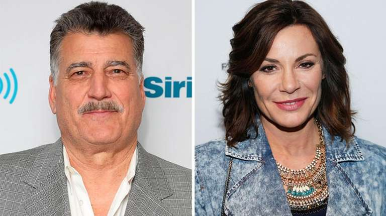 Keith Hernandez in May, and Luann deLesseps in
