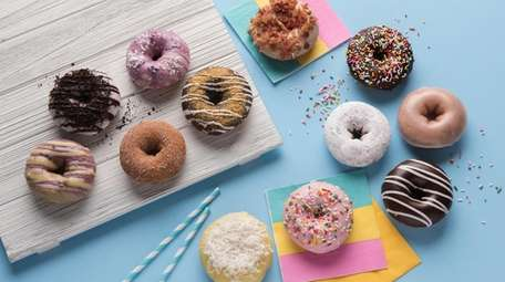 Duck Donuts' first New York location is scheduled