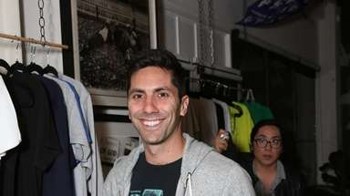"Nev Schulman attends ProjectArt ""My Kid Could Do"
