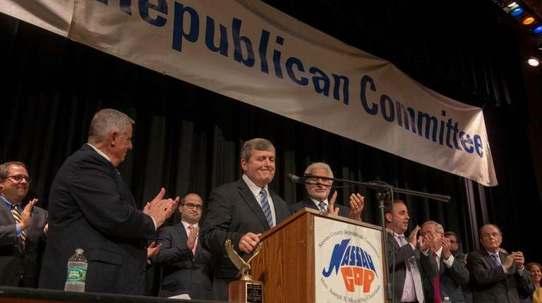 Joseph Cairo is elected new county GOP chairman