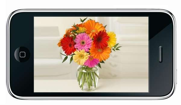 The 1-800-Flowers app