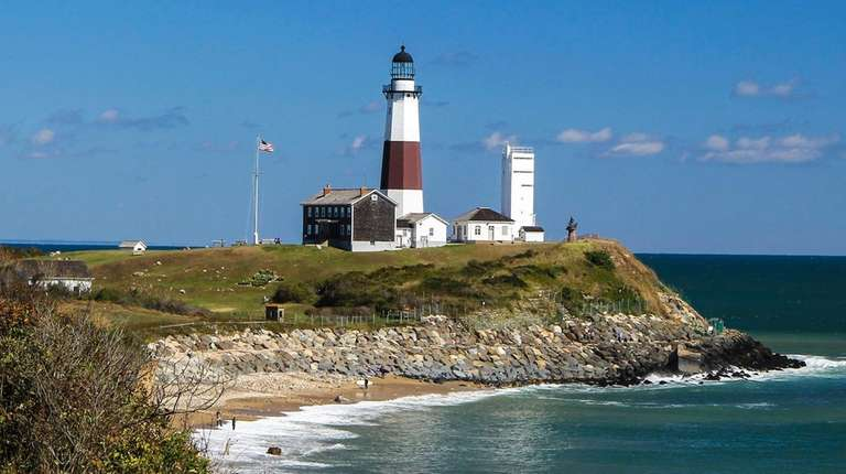 Montauk Point Lighthouse, Fire Island Lighthouse, more lighthouses