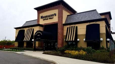 Maggiano's Little Italy in Garden City is offering