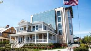 The Preston House and Hotel in Riverhead on