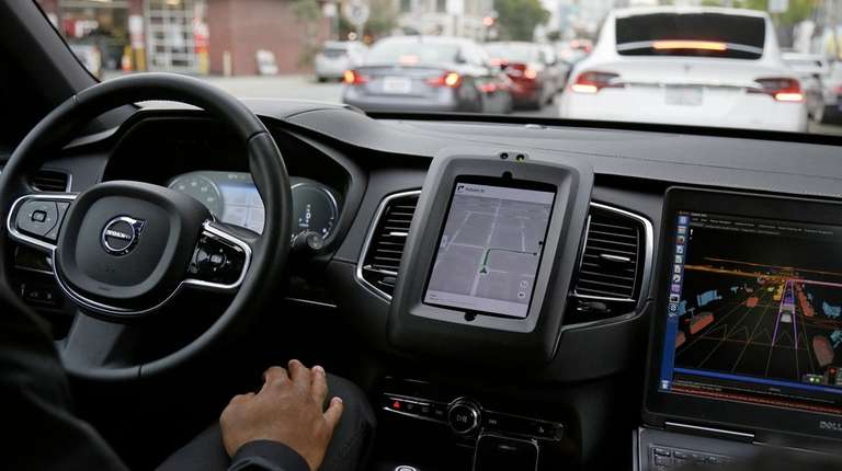 Driverless cars aren't meant to be, at least not yet (thehill.com)