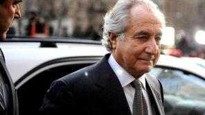 BERNARD MADOFF Bernard Madoff, of Manhattan, pleaded guilty