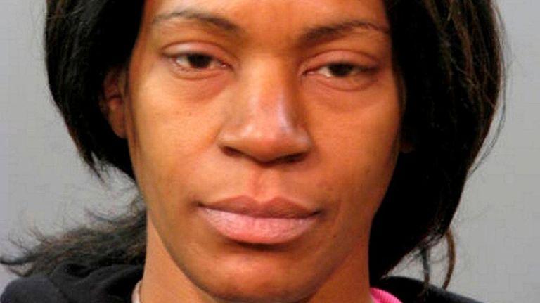 Tasha R. Hudson, 43, of North Babylon.