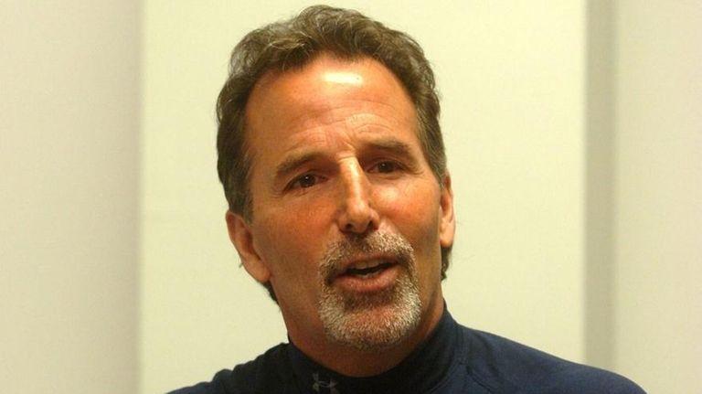 New York Rangers head coach John Tortorella. (April