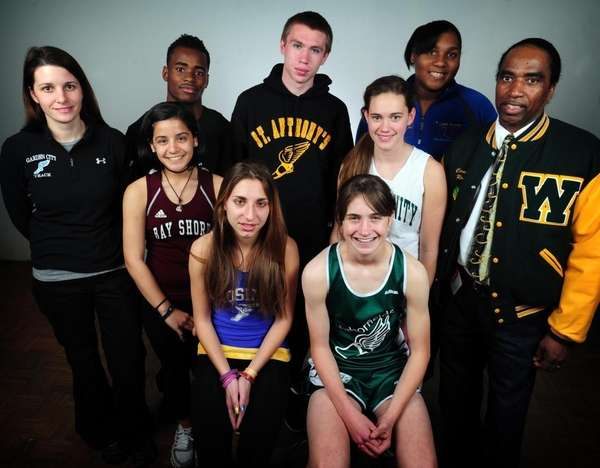The 2010 All-Long Island boys & girls track