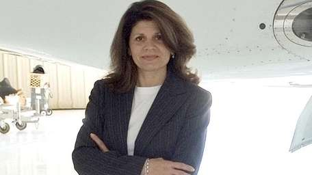 Teresa Rizzuto is commisioner of Long Island MacArthur