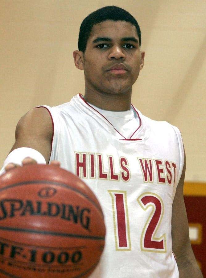 TOBIAS HARRIS Long Island Player of the Year