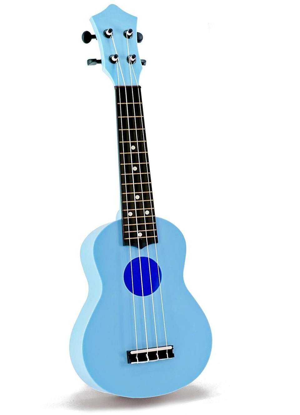 The ukulele is a small instrument -- a
