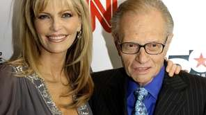 Larry King, 76, has filed to divorce his