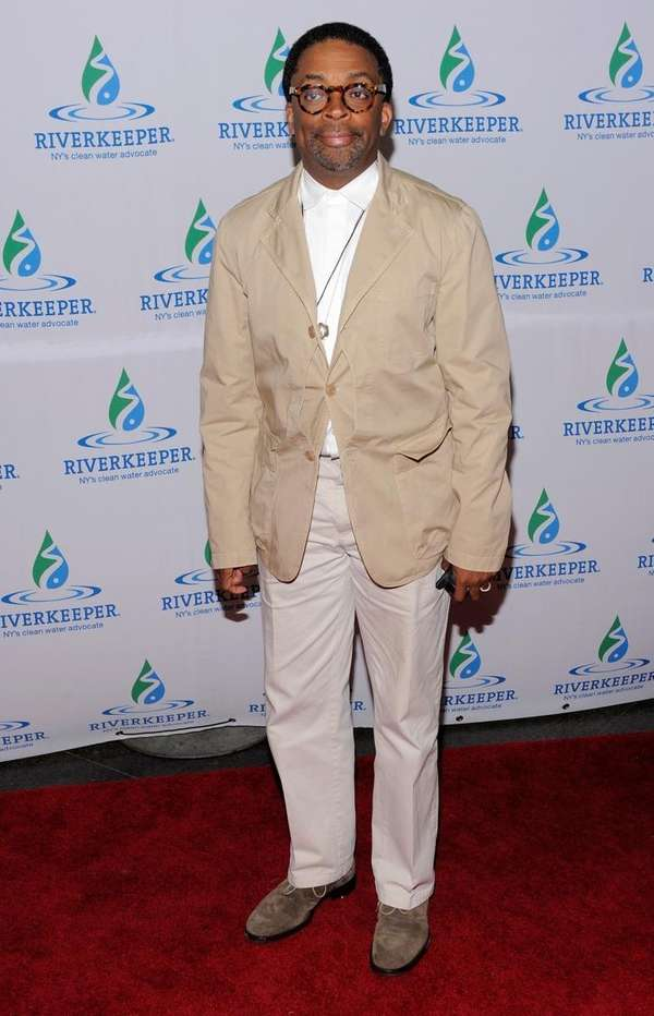 Director Spike Lee attends the 2010 Riverkeeper Benefit