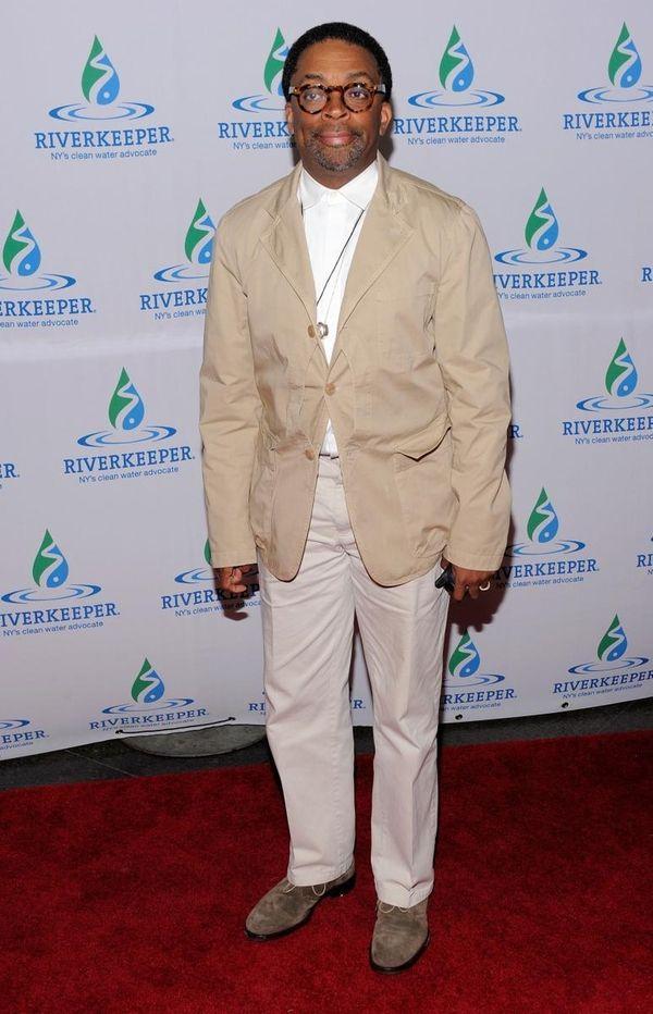 Director Spike Lee attends the 2010 Riverkeeper Benefit