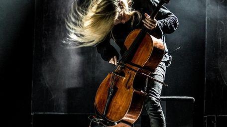 Apocalyptica performs Metallica songs on cellos.