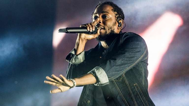 Kendrick Lamar's tour includes a stop at Jones