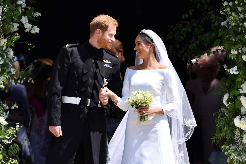 Prince Harry and Meghan, Duke and Duchess of
