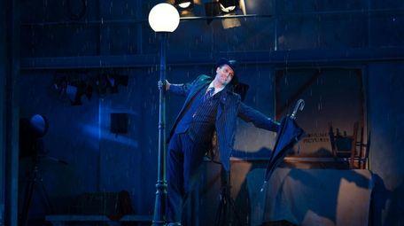 Danny Gardner as Don Lockwood takes a turn