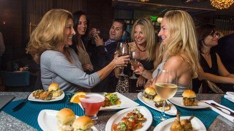 Revel in Garden City hosts a ladies' night